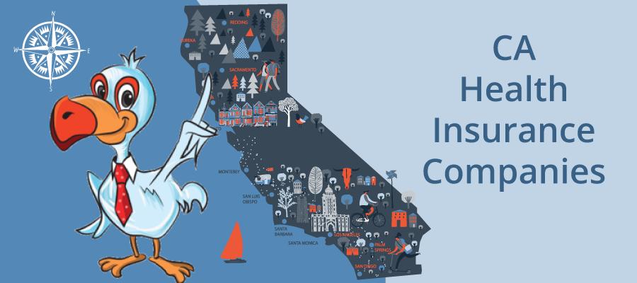 List of California Health Insurance Companies