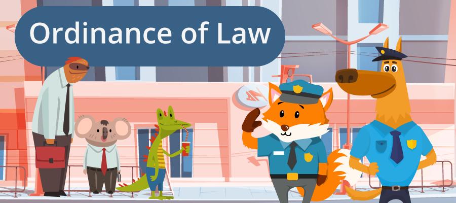 Ordinance of Law insurance